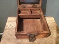 Wooden Travel Mirror (2 of 4)