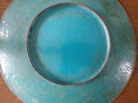 Japanese Cloisonne Plate /Charger (3 of 3)