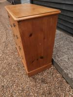 Outstanding 19th Century Pine Large Chest of Drawers (4 of 12)