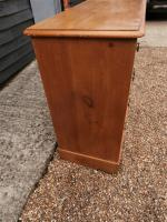 Outstanding 19th Century Pine Large Chest of Drawers (5 of 12)
