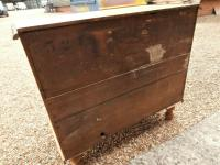 Outstanding 19th Century Pine Small Farmhouse Style Chest of Drawers (11 of 12)
