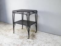 1930s French Vintage Trolley / Side Table