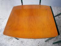 1970s Danish Stacking Chairs by Mh Stalmobler A/S (7 of 9)