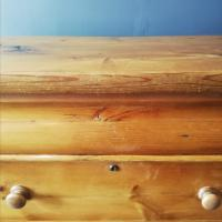 Victorian Pine Scottish Chest of Drawers (7 of 10)