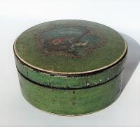 Georgian 18th Century Vernis Martin Fox & Hare Faux Tortoise Shell Snuff Box (5 of 12)