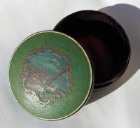 Georgian 18th Century Vernis Martin Fox & Hare Faux Tortoise Shell Snuff Box (8 of 12)