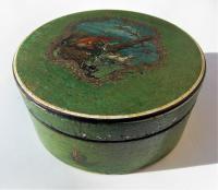 Georgian 18th Century Vernis Martin Fox & Hare Faux Tortoise Shell Snuff Box (12 of 12)