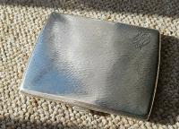 Rare Beautiful Austrian Export Solid Silver Bark Effect Cigarette / Card Case c.1900 (11 of 11)