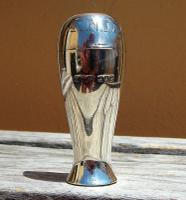 Unique Victorian Saunders & Shepherd Solid Silver Hinged Lid Scent Bottle Holder 1900 (12 of 12)