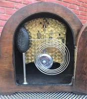 Wonderful 1940s English Striking Mantel Clock by Garrard (6 of 7)