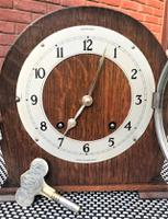 Superb Mid-1940s English Striking Mantel Clock by Garrard (2 of 8)