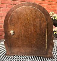 Superb Mid-1940s English Striking Mantel Clock by Garrard (5 of 8)