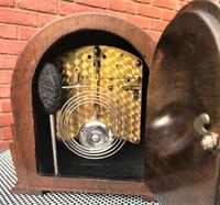 Superb Mid-1940s English Striking Mantel Clock by Garrard (7 of 8)