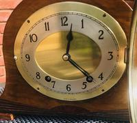 Rare 1933 Garrard Striking Mantle Clock of the Highest Quality. (2 of 6)