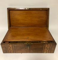 Antique Victorian Tunbridge Ware Writing Slope Box (15 of 17)