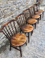 Set of 6 Antique Penny Chairs (4 of 11)
