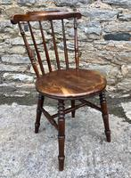 Set of 6 Antique Penny Chairs (9 of 11)