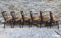Set of 6 Antique Penny Chairs (8 of 11)