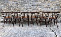 Set of 6 Antique Penny Chairs (7 of 11)