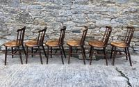 Set of 6 Antique Penny Chairs (6 of 11)