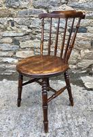 Set of 6 Antique Penny Chairs (10 of 11)