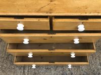 Victorian Pine Chest of Drawers (11 of 15)