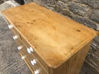 Victorian Pine Chest of Drawers (9 of 15)