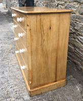 Victorian Pine Chest of Drawers (8 of 15)