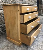 Victorian Pine Chest of Drawers (12 of 15)