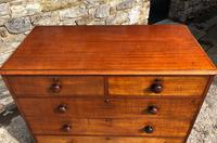 Large Victorian Mahogany Chest of Drawers (15 of 18)