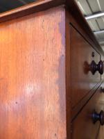 Large Victorian Mahogany Chest of Drawers (18 of 18)