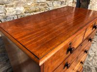Large Victorian Mahogany Chest of Drawers (7 of 18)