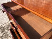 Large Victorian Mahogany Chest of Drawers (10 of 18)
