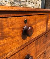 Large Victorian Mahogany Chest of Drawers (8 of 18)