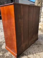 Large Victorian Mahogany Chest of Drawers (14 of 18)