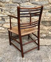 Antique Sussex Style Country Chair (4 of 19)