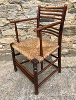 Antique Sussex Style Country Chair (2 of 19)