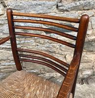 Antique Sussex Style Country Chair (11 of 19)