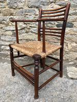 Antique Sussex Style Country Chair (10 of 19)