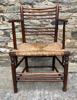 Antique Sussex Style Country Chair (18 of 19)