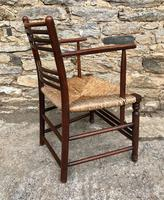 Antique Sussex Style Country Chair (6 of 19)
