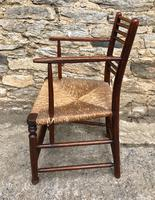 Antique Sussex Style Country Chair (3 of 19)