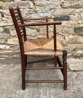Antique Sussex Style Country Chair (7 of 19)