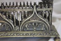 Cast Brass Gothic Letter Rack (2 of 5)