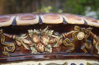 Large Majolica Jardiniere (6 of 9)