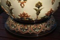 Large Majolica Jardiniere (3 of 9)