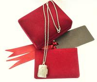 Sterling Vinaigrette with Silver Necklace (7 of 8)