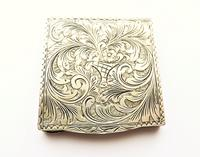 Solid Silver Makeup Compact (2 of 6)