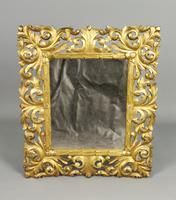 Decorative Late 19th Century Florentine Mirror