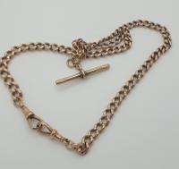 8ct Albert Watch Chain (4 of 6)